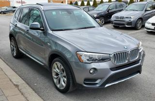 Used 2017 BMW X3 Xdrive28i Has for sale in Dorval, QC