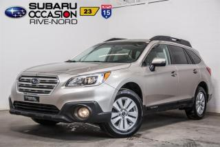 Used 2017 Subaru Outback Touring for sale in Boisbriand, QC