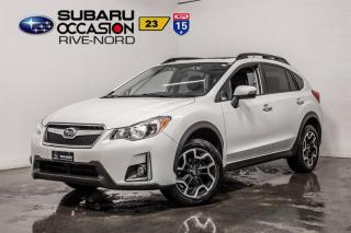 Used 2016 Subaru XV Crosstrek Ltd Eyesight for sale in Boisbriand, QC