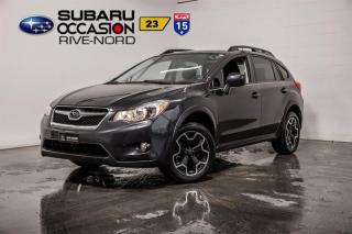 Used 2014 Subaru XV Crosstrek Touring for sale in Boisbriand, QC