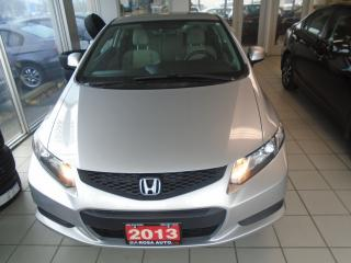 Used 2013 Honda Civic LX AUTO A/C PW PL PM for sale in Oakville, ON