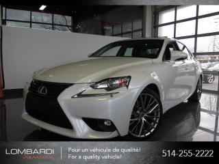 Used 2015 Lexus IS 250 AWD|CUIR|TOIT|CAM|MAGS| for sale in Montréal, QC