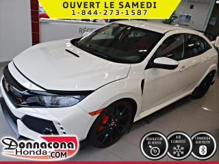 Used 2018 Honda Civic TYPE R ***ANNÉE MODÈLE*** for sale in Donnacona, QC