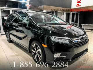 Used 2018 Honda Odyssey TOURING + DÉMO + 3000$ DE RABAIS !! for sale in St-Basile-le-Grand, QC