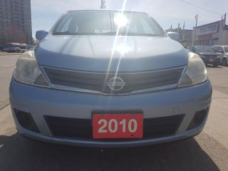 Used 2010 Nissan Versa 1.8 S - Mint - Extra Clean -114 K - AUX - Alloys for sale in Scarborough, ON