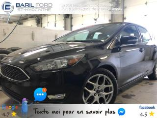 Used 2015 Ford Focus 5DR HB SE for sale in St-Hyacinthe, QC