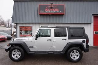 Used 2012 Jeep Wrangler Sport 4x4 Mags for sale in Lévis, QC