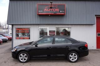 Used 2014 Volkswagen Jetta 2.0 TDI COMFORTLINE DSG TOIT OUVRANT BLUETOOTH for sale in Lévis, QC