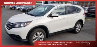 Used 2014 Honda CR-V EX for sale in Longueuil, QC