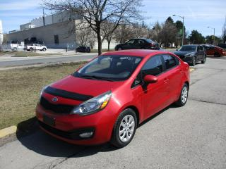 Used 2012 Kia Rio LX+~MANUAL~HEATED SEATS~BLUETOOTH~CERTIFIED for sale in Toronto, ON