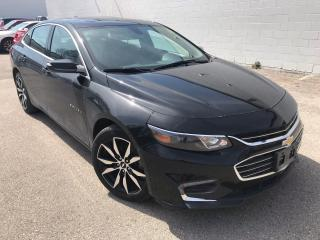 Used 2018 Chevrolet Malibu LT for sale in London, ON