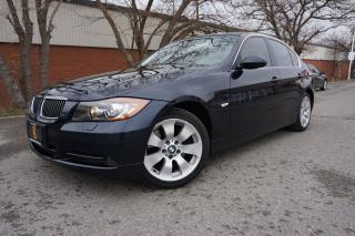 Used 2006 BMW 3 Series 330xi - NAVIGATION / SPORT PACKAGE / LOCALLY OWNED for sale in Etobicoke, ON