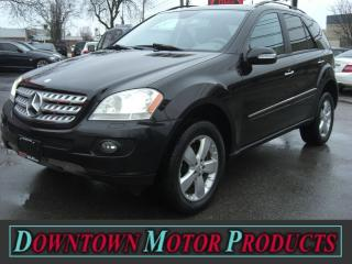 Used 2006 Mercedes-Benz ML-Class ML 500 4Matic for sale in London, ON