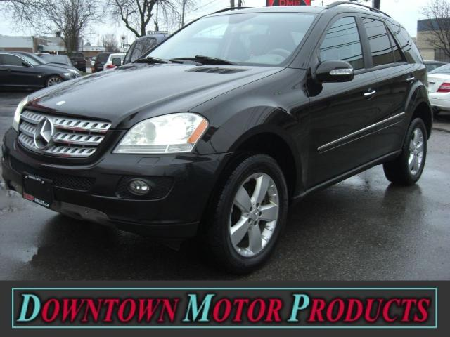 2006 Mercedes-Benz ML-Class ML 500 4Matic