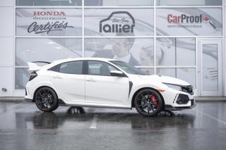 Used 2018 Honda Civic TYPE R NEUF ***306HP*** for sale in Québec, QC