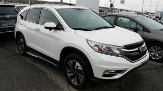 Used 2016 Honda CR-V Touring for sale in Rivière-Du-Loup, QC