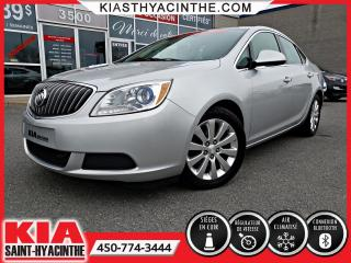 Used 2014 Buick Verano ** CUIR / MAGS for sale in St-Hyacinthe, QC