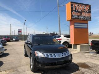 Used 2004 Nissan Murano SE**ORANGE LEATHER**SUNROOF**FULLY LOADED**AS IS for sale in London, ON