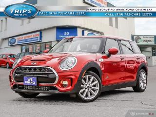 Used 2017 MINI Cooper Clubman S for sale in Brantford, ON