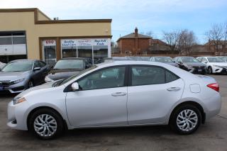 Used 2018 Toyota Corolla LE for sale in Brampton, ON