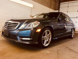 Used 2013 Mercedes-Benz E-Class E 350 for sale in Mississauga, ON