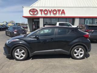 Used 2018 Toyota C-HR XLE alloys , auto for sale in Cambridge, ON