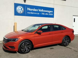 Used 2019 Volkswagen Jetta Execline - Drivers Assist/ Leather/Sunroof/Nav for sale in Edmonton, AB