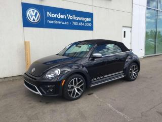 New 2019 Volkswagen Beetle Convertible Dune for sale in Edmonton, AB