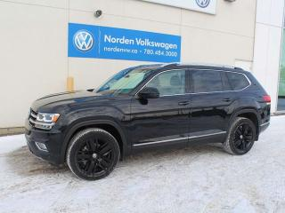 New 2019 Volkswagen Atlas EXECLINE for sale in Edmonton, AB
