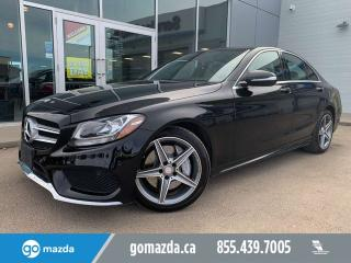 Used 2015 Mercedes-Benz C-Class C 300 for sale in Edmonton, AB