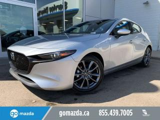 New 2019 Mazda MAZDA3 SPORT GT premium for sale in Edmonton, AB