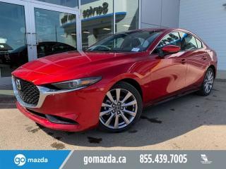 New 2019 Mazda MAZDA3 GT for sale in Edmonton, AB
