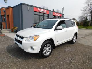 Used 2011 Toyota RAV4 LTD|SUNROOF|BACKUP CAMERA|4WD for sale in St. Thomas, ON