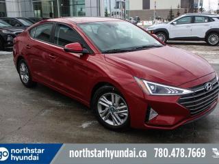 New 2019 Hyundai Elantra Preferred for sale in Edmonton, AB