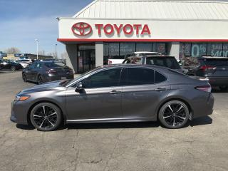Used 2018 Toyota Camry XSE for sale in Cambridge, ON