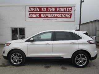 Used 2018 Ford Edge Titanium for sale in Toronto, ON