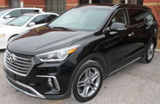 Used 2017 Hyundai Santa Fe XL LIMITED for sale in Concord, ON
