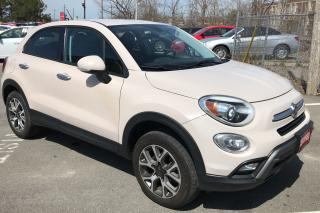 Used 2016 Fiat 500X TREKKING ** AWD, AUTOSTART, BLUETOOTH ** for sale in St Catharines, ON