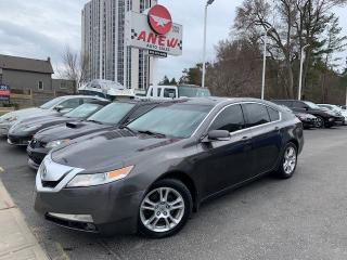 Used 2011 Acura TL Leather for sale in Cambridge, ON