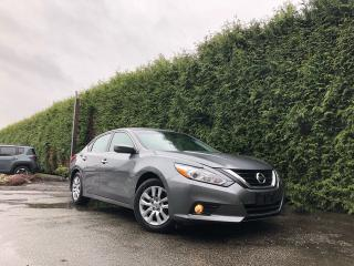 Used 2017 Nissan Altima 2.5 S 4dr FWD Sedan for sale in Surrey, BC