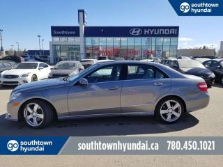 Used 2010 Mercedes-Benz E-Class E 350/LEATHER/PANO SUNROOF/HEATED SEATS for sale in Edmonton, AB
