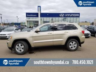 Used 2011 Jeep Grand Cherokee LAREDO/4WD/BLUETOOTH/POWER OPTIONS for sale in Edmonton, AB