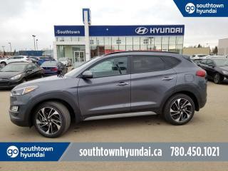 New 2019 Hyundai Tucson Ultimate - 2.4L Nav, Adaptive Cruise, A/C Seats for sale in Edmonton, AB