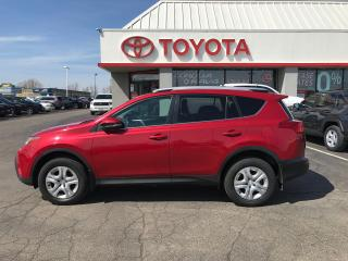 Used 2014 Toyota RAV4 LE for sale in Cambridge, ON