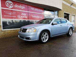 Used 2013 Dodge Avenger SXT for sale in Edmonton, AB