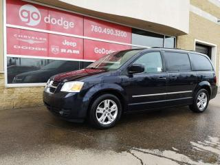 Used 2010 Dodge Grand Caravan SE SWIVEL AND GO for sale in Edmonton, AB