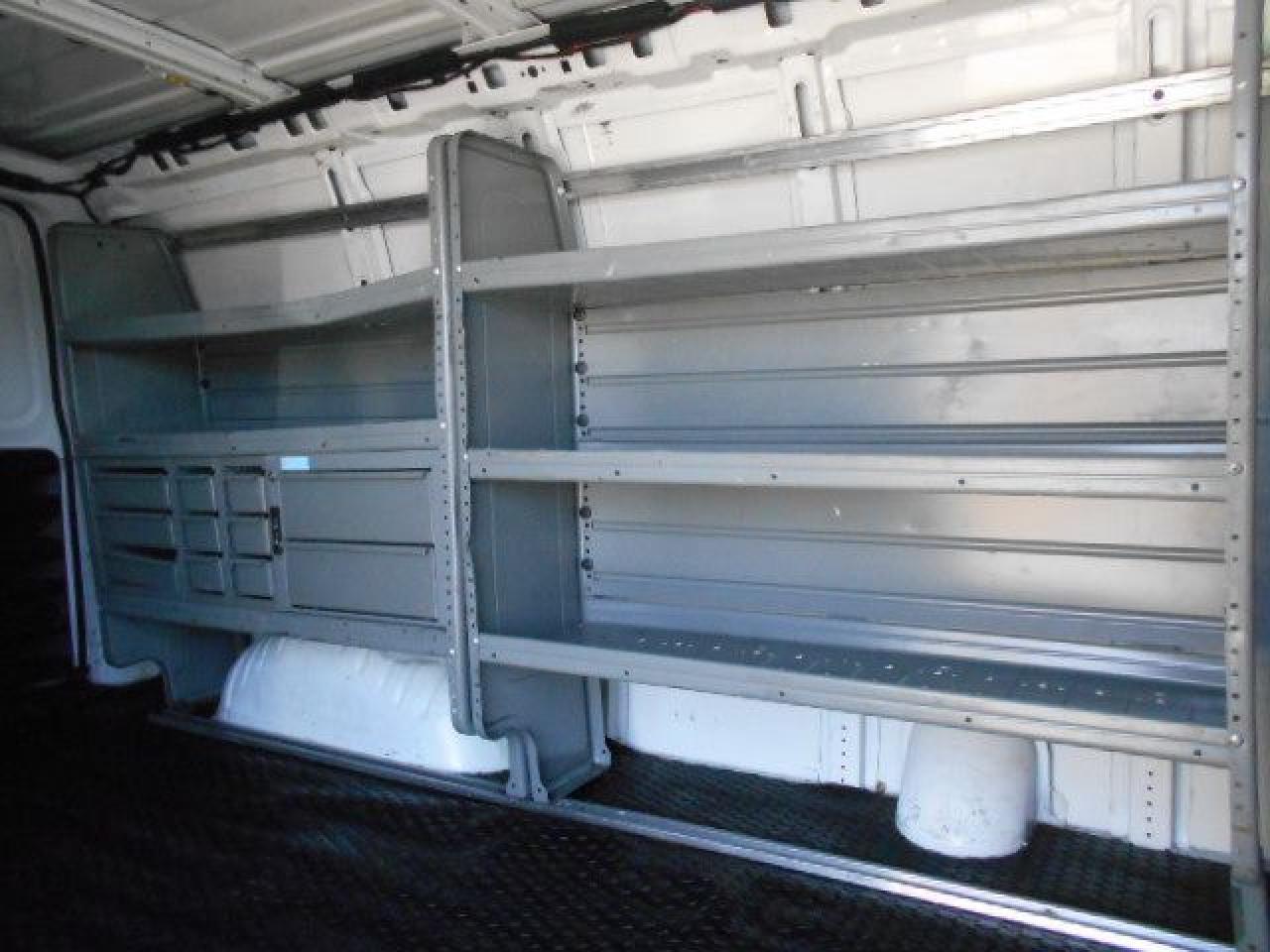 2012 Chevrolet Express 2500 2500HD Cargo 4.8L Loaded Divider Shelves Certified
