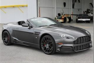Used 2008 Aston Martin V8 Vantage Mansory Edition for sale in Carp, ON