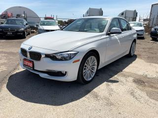 Used 2015 BMW 3 Series 320i xDrive Luxury pkg (CERTIFIED) for sale in Brampton, ON