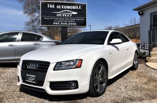 Used 2010 Audi A5 2.0L Premium S-LINE COUPE NO ACCIDENT for sale in Mississauga, ON